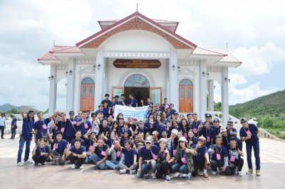 2016.06.03 : Camping leadership at Construction and Development Regiment of Sattahip Naval Base